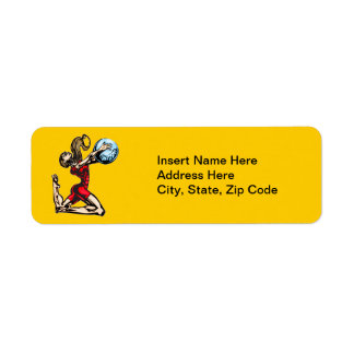 Physical Fitness Label