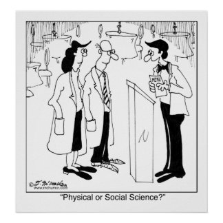 Physical or Social Science? Print