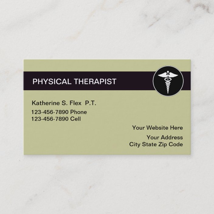 Physical The Business Cards