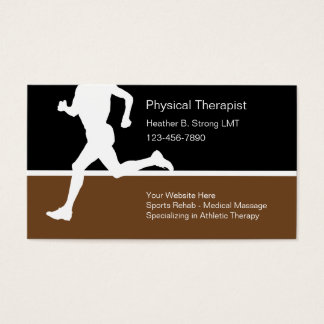 Physical therapy business cards gidiyedformapolitica physical therapy business cards colourmoves Gallery