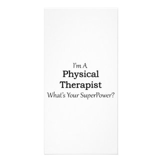 Physical Therapist Card