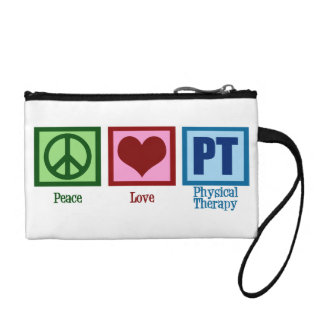Physical Therapist Coin Wallet