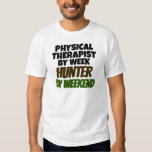 Physical Therapist Loves Hunting T-Shirt