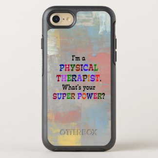 Physical Therapist OtterBox Symmetry iPhone 8/7 Case