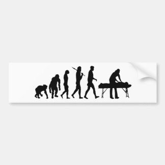 Physical Therapist physiotherapy Sports Therapy Car Bumper Sticker