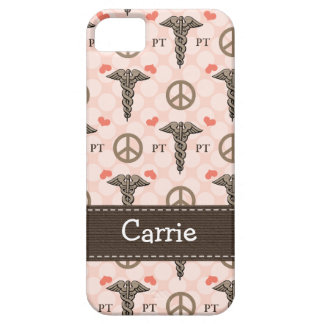 Physical Therapist PT Caduceus iPhone SE/5/5s Case