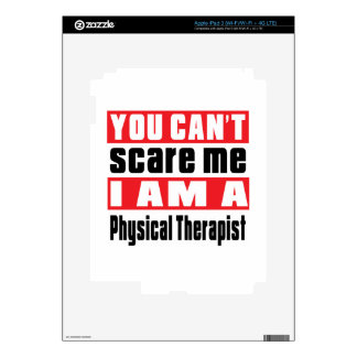 Physical Therapist scare designs Skins For iPad 3