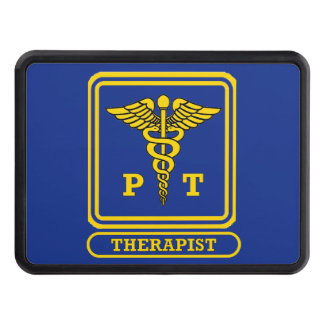 Physical Therapist Tow Hitch Cover