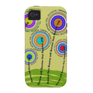 Physical Therapy Artsy Gifts iPhone 4/4S Cases