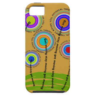 Physical Therapy Artsy Gifts iPhone SE/5/5s Case