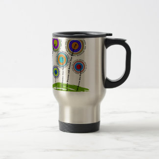 Physical Therapy Artsy Gifts Travel Mug