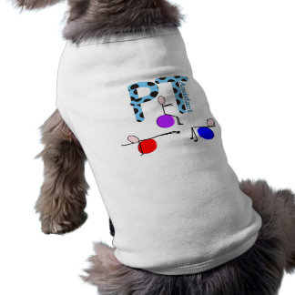 Physical Therapy Assistant Gifts Doggie Tee