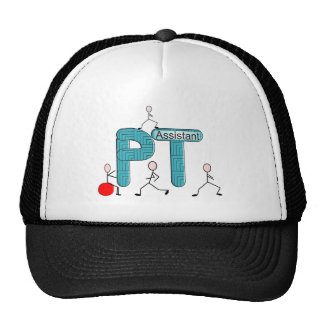 Physical Therapy Assistant Gifts Hats