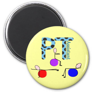 Physical Therapy Assistant Gifts Magnet