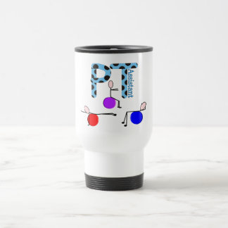 Physical Therapy Assistant Gifts Travel Mug