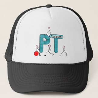 Physical Therapy Assistant Gifts Trucker Hat