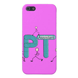 Physical Therapy Assistant Gifts Unique Graphics Cover For iPhone 5