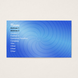 Physical Therapy Business Cards