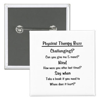 Physical Therapy Buzz Button