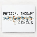 Physical Therapy Genius Mouse Mat