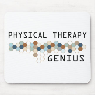 Physical Therapy Genius Mouse Pad