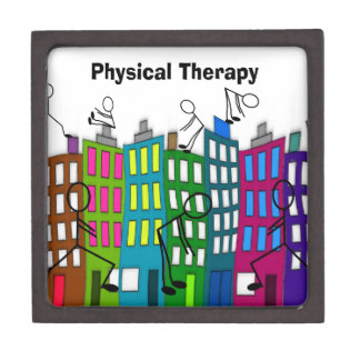 Physical Therapy Gifts Gift Box