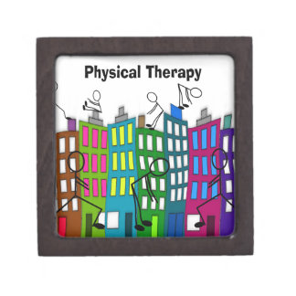 Physical Therapy Gifts Jewelry Box