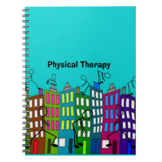Physical Therapy Gifts Notebook