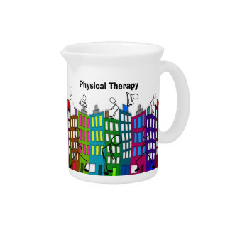 Physical Therapy Gifts Pitcher