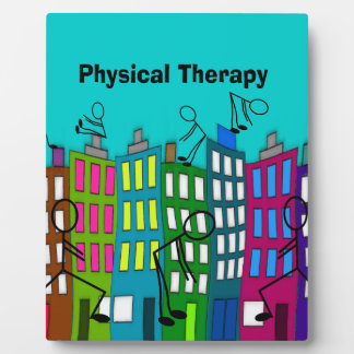 Physical Therapy Gifts Plaque