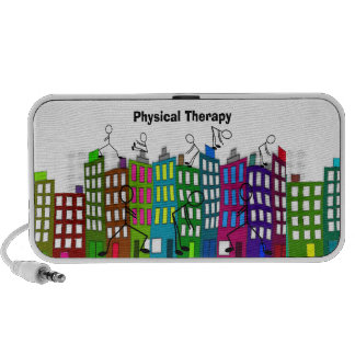 Physical Therapy Gifts Portable Speaker