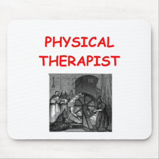 physical therapy mouse pad