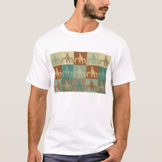 Physical Therapy Pop Art T-Shirt