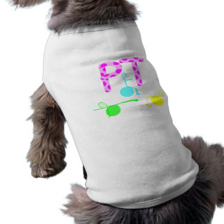 Physical Therpist Gifts With Unique Graphics Pet T-shirt