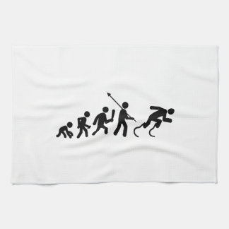 Physically Challenged Runner Towels