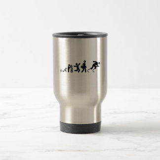 Physically Challenged Runner Coffee Mug