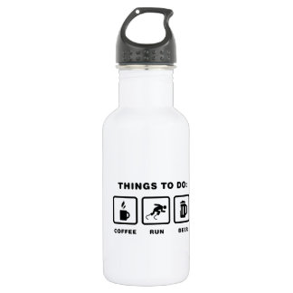 Physically Challenged Runner 18oz Water Bottle