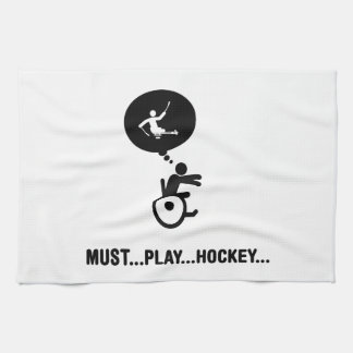 Physically Challenged Sled Hockey Towels
