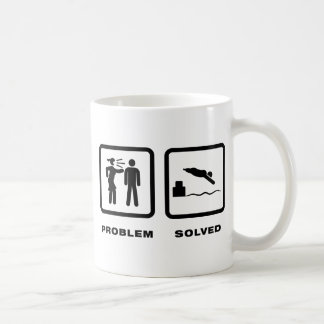 Physically Challenged Swimmer Coffee Mug