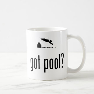Physically Challenged Swimmer Mugs