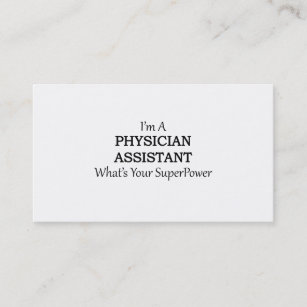 Worlds best doctor business cards zazzle physician assistant business card colourmoves