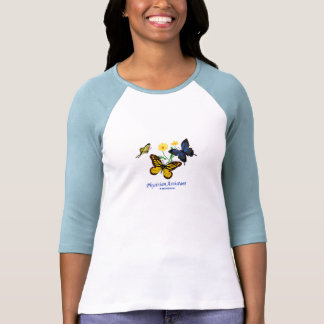 Physician Assistant Butterfly T-shirt