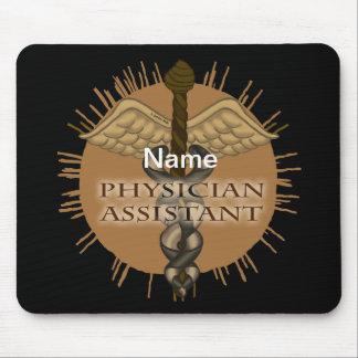 Physician Assistant Caduceus mouse pad