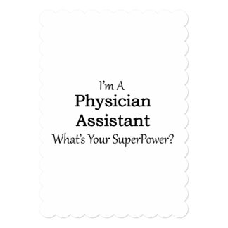 Physician Assistant Card