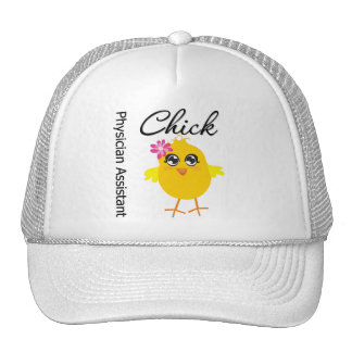 Physician Assistant Chick Hats