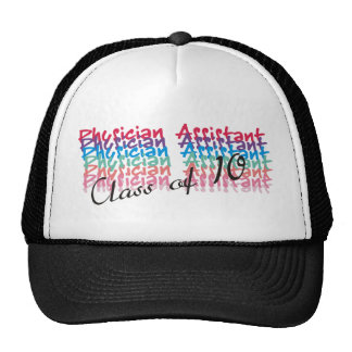 """Physician Assistant """"Class of 10"""" Mesh Hat"""