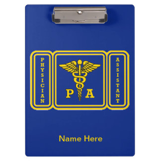 Physician Assistant Clipboards