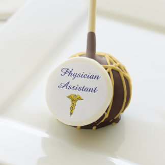 Physician Assistant Cookies Cake Pops