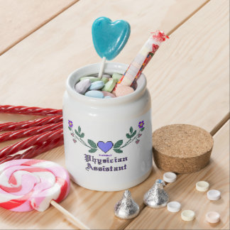 Physician Assistant CS Candy Jar