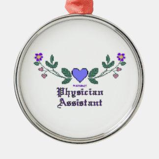 Physician Assistant CS Metal Ornament